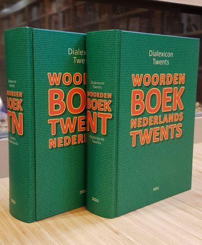 Woordenboek Nederlands - Twents - Woordenboek Twents - Nederlands - Boekwinkel Bij de Aa - Boekhandel Almelo