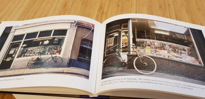 Almelo in kleur (3) - Deel II, 1952 - 1979 - Boekwinkel Bij de Aa - Boekhandel Almelo