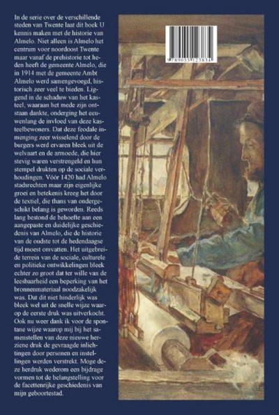 De historie van Almelo (3) - Gerard Kokhuis - Boekwinkel Bij de Aa - Boekhandel Almelo
