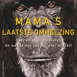 Frans de Waal - Mama's laatste omhelzing - Boekhandel Almelo - Boekwinkel Bij de Aa