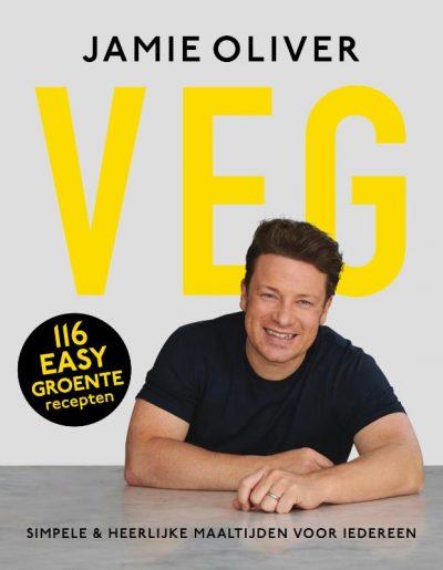 Jamie Oliver - Jamie's VEG - Boekwinkel Bij de Aa - Boekhandel Almelo