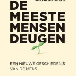 Rutger Bregman - De meeste mensen deugen - Boekwinkel Bij de Aa - Boekhandel Almelo