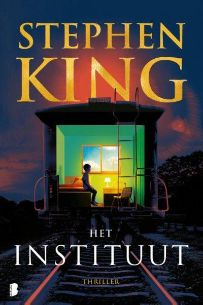 Stephen King - Het instituut - Boekwinkel Bij de Aa - Boekhandel Almelo