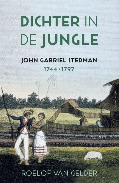 Roelof van Gelder - Dichter in de jungle - Boekhandel Almelo - Boekwinkel Bij de Aa