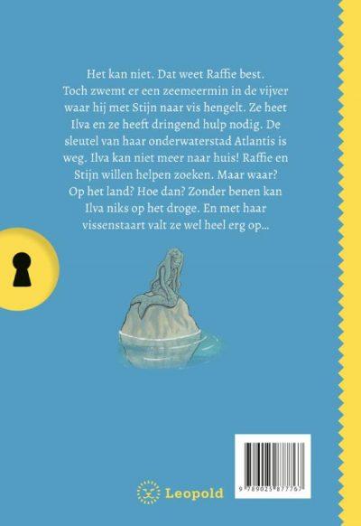 Annet Jacobs 2 - Het geheim van de zeemeermin - Boekhandel Almelo - Boekwinkel Bij de Aa