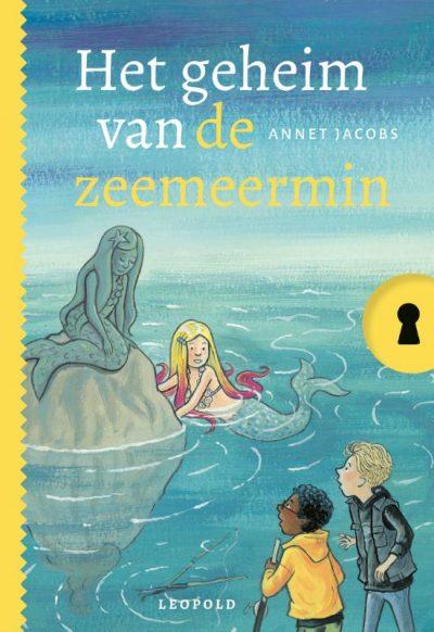 Annet Jacobs - Het geheim van de zeemeermin - Boekhandel Almelo - Boekwinkel Bij de Aa