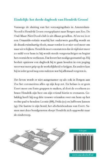 Hendrik Groen - Opgewekt naar de eindstreep - Boekhandel Almelo - Boekwinkel Bij de Aa Almelo