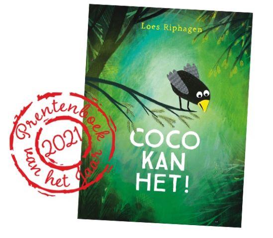 Coco kan het - Almelo - Boekhandel